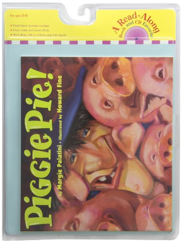 Piggie Pie! Book & CD (Read Along Book & CD) -