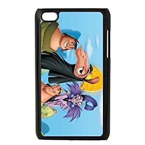 iPod Touch 4 Phone Case Black Emperor's New Groove ES7TY7903414
