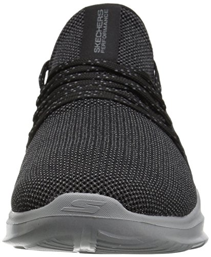 cheap sale latest collections discount high quality Skechers Men's Go Run Mojo-Verve Sneaker Black/Gray zrRCozK8Z4