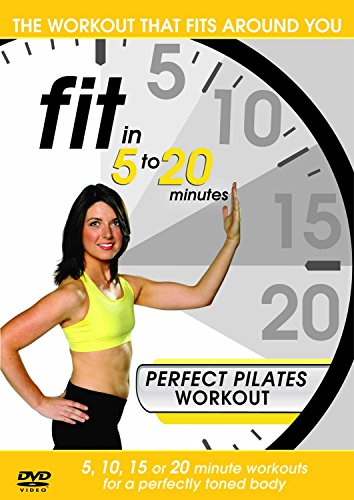 Fit in 5 to 20 Minutes - Perfect Pilates Workout [DVD]