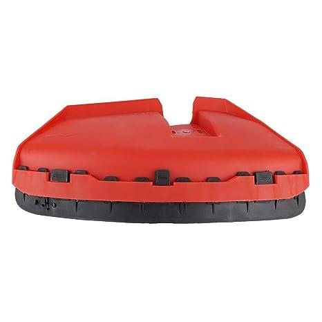 Cubierta Protectora para Pasto de césped, 26 mm CG520 430 Accesorios de Repuesto para la Cuchilla de Ajuste del Trimmer para CG520 430, 330,140, ...