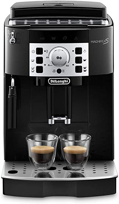 De'Longhi Fully Automatic Bean to Cup Coffee Machine ECAM22