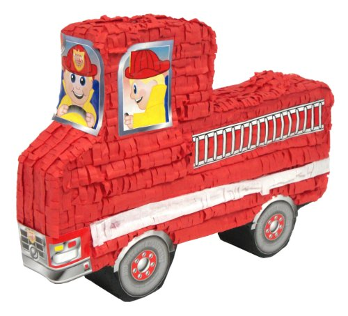 Aztec Imports Fire Engine Pinata, Health Care Stuffs