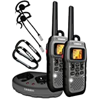 50 Miles FRS GMRS Rechargeable 2 Way Radios