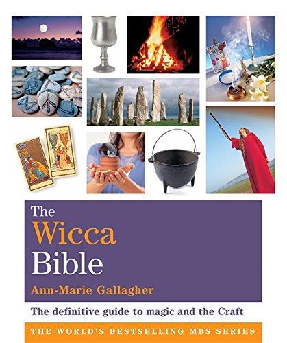 Read Online The Wicca Bible: Godsfield Bibles (Godsfield Bible Series) pdf epub