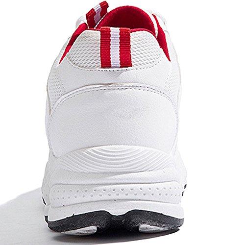 épais Femmes UK5 Chaussures EU38 Printemps Été choisir Couleur sport Une de à Fond taille Loisirs série 5 variété CN38 Mesh couleurs de Chaussures 01 NAN Et Ygxwdqd