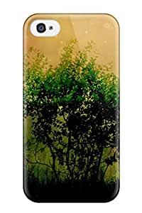 New Cute Funny Tree Case Cover/ Iphone 4/4s Case Cover