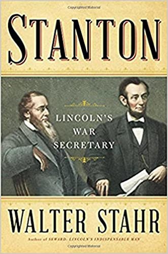 image of book cover Stanton: Lincoln's War Secretary