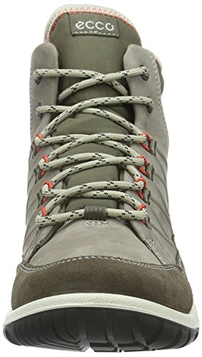 Gore Hiking Dark Tex Women's Shoe ECCO Clay Aspina Warm Grey High x0npBt0Uw