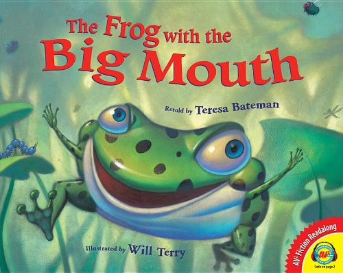 The Frog With the Big Mouth (Av2 Fiction Readalongs 2013) ebook
