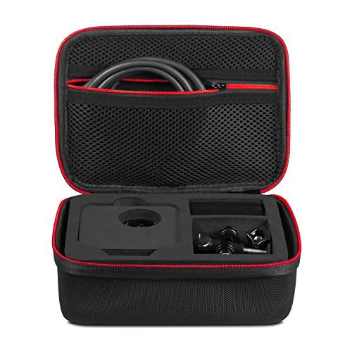 Rhodesy GoPro Fusion Carrying Case, Portable Protective Shockproof Cover for GoPro Fusion and Accessories