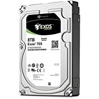 Seagate 8TB Enterprise Capacity 3.5 HDD 7200RPM SATA 6Gbps 256 MB Cache Internal Bare Drive (ST8000NM0055)
