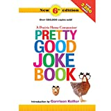 Best Adult Joke Books - A Prairie Home Companion Pretty Good Joke Book Review