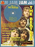 Jam With The Beatles (TAB Book & CD): Songbook, Bundle, CD, Tabulatur für Gitarre