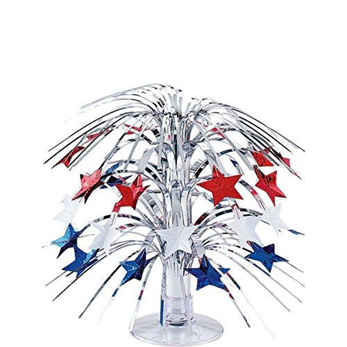 Party Stars Cascade Centerpiece, 8.5