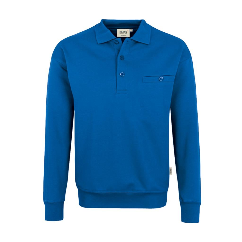 HAKRO Pocket Sweatshirt 457