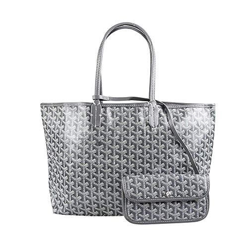 Fashion Shopping PU Tote Handbags, Designer Shoulder Bag with Key Ring]()