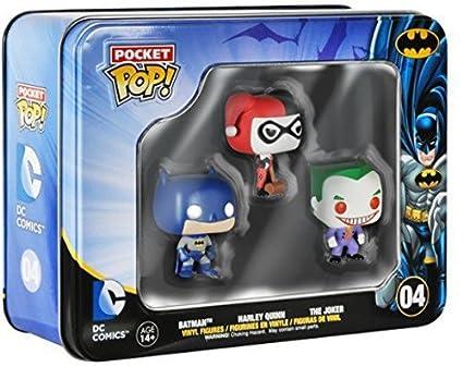 Amazon.com: Funko – Figura DC Comics bolsillo Pop. Mini ...