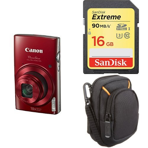 Best Canon Point & Shoot Cameras