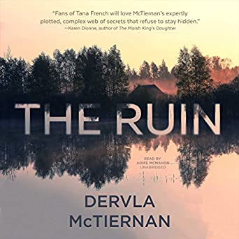 FREE The Ruin by Dervla McTier...