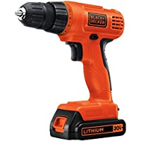 Decker Ld120Cbfr Cordless Lithium Ion Driver Basic Facts