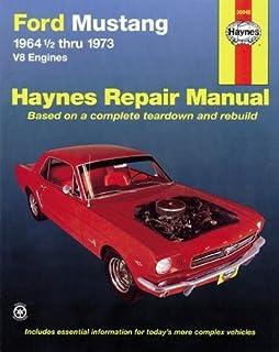 mustang restoration handbook don taylor 0075478640294 amazon com