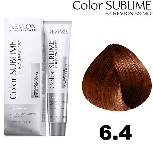 Revlonissimo Color sublime 75 ml, Color 6.4: Amazon.es