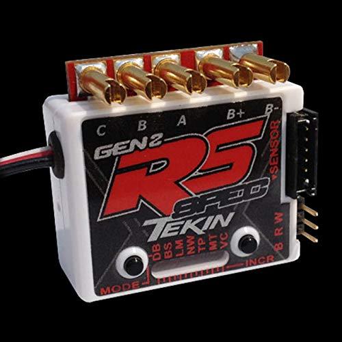 (Tekin Racing TT1155 RS Gen2 Spec Sensored/Sensor Less D2 ESC 13.5 Turn Limit)