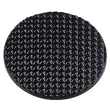 Everydaysource Compatible with Sony PSP 1000 1001 3 x Black Analog Joy Stick Joystick Cap Cover Button