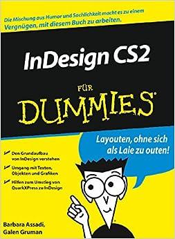 InDesign CS2 Fur Dummies