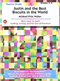 img - for Justin and the Best Biscuits in the World - Teacher Guide by Novel Units, Inc. book / textbook / text book