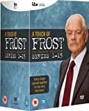 A Touch of Frost - Series 1-15 Complete [DVD] by David Jason