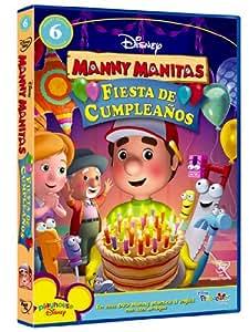 Manny manitas:Fiesta cumpleaños [DVD]