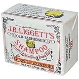 J.R. LIGGETT'S SHAMP BAR,COCONUT&ARGAN, 4 pk Review