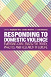 img - for Responding to Domestic Violence: Emerging Challenges for Policy, Practice and Research in Europe book / textbook / text book