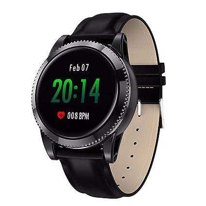 Amazon.com: M11 Smart Watch 1.3 Round Color Screen Multi ...