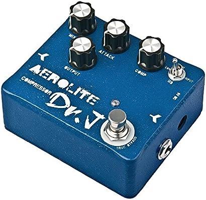 Dr.J D55 Planeswalker pedal fuzz de compresión para guitarra ...