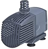 Half Off Ponds MP500 500 GPH Small Indoor and Outdoor Fountain Pump