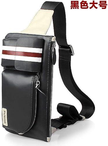 Padieoe saco homme Sac Bandouli/ère sac besace sac femme bandouliere Sac /à dos sac maroquinerie En cuir /Étanche La mode Poids l/éger De luxe