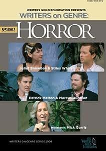 Writers on Genre: Horror