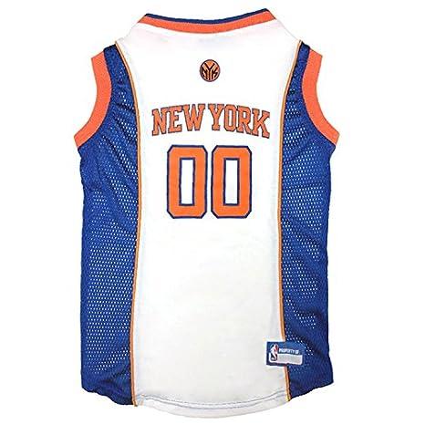 ebc9ab60c Amazon.com   NBA NEW YORK KNICKS DOG Jersey