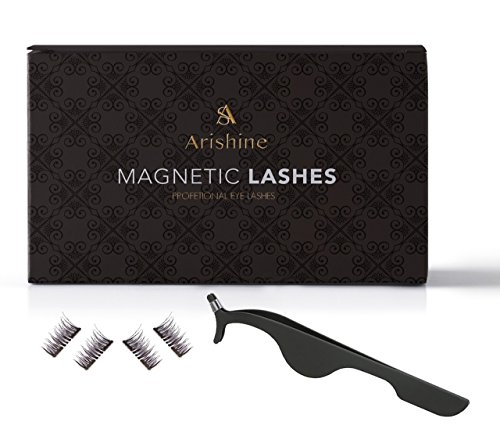 Magnetic Eyelashes Arishine Reusable eyelashes product image