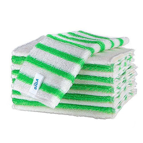 MR. SIGA Bamboo Fiber Cleaning Cloths