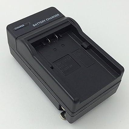 HZQDLN Portable AC Battery Charger for PANASONIC AG-DVX100B AG-HVX200 AG-HVX200A AGHVX200A AG-HVX200AE