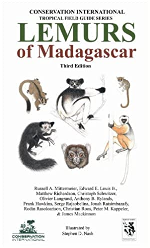 Lemurs of Madagascar: Russell A  Mittermeier: 9781934151235: Amazon