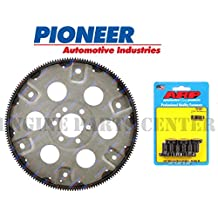 NEW Automatic Transmission 168 tooth Flexplate+ HP BOLTS Chevy 383 400 External (Flywheel + Bolts)