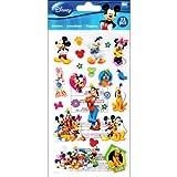 Best Mickeys - Ek Success 53-00019 Ek Sticker Disney Classic Mickey Review
