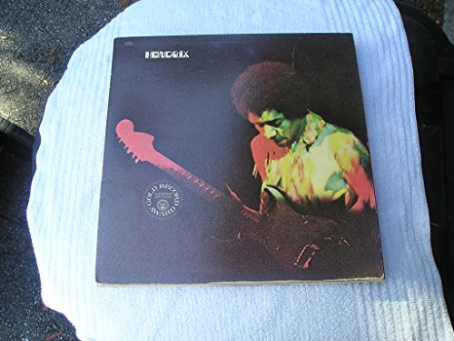 Gypsy Band (JIMI HENDRIX band of gypsys US PRESSING, STAO 472 [Vinyl] Unknown)