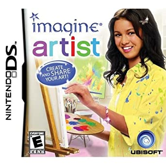 Amazon Com Imagine Artist Ds Video Games