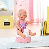 New Zapf Creation Baby Born Smart Potty With Sounds Toy Doll Playset